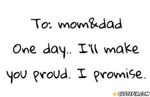 Love You Mom And Dad Quotes