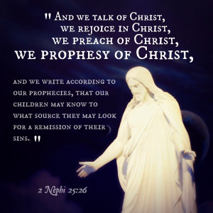 Jesus in the Book of Mormon: Becoming a Christian