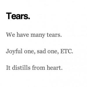 haiku # quotes # humor # tears