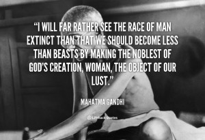 Gandhi Quotes About Race