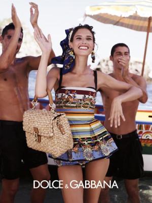 Zin in de zomer met Dolce & Gabbana