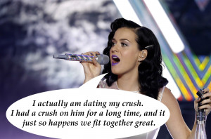 Katy Perry's Sweet Quote About John Mayer