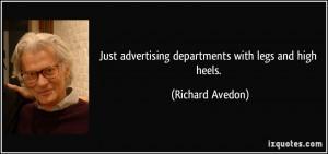 More Richard Avedon Quotes