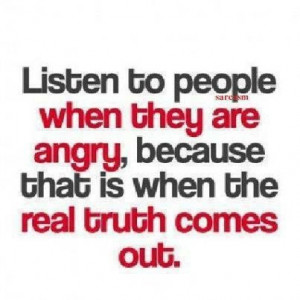 Quotes about real truth comes out