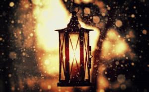 Snow Lantern | 1920 x 1200 | Download | Close