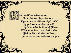 the path of the witch is a continuous journey often taking many ...