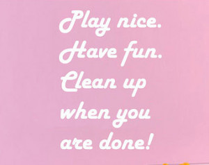 CLEAN UP QUOTES