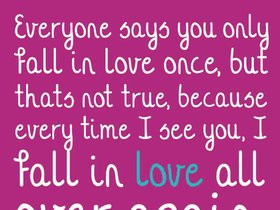 in love again quotes photo: Cute-Love-Quotes-fall-in-love-again.jpg