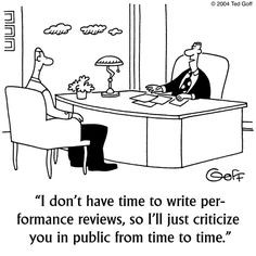Leadership cartoon More