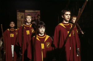 Harry Potter Quidditch Wallpaper