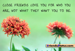 close friends quotes sayings