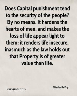 Capital Punishment Quotes