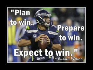 ... Russell Wilson Quote Leadership Poster by ArleyArtEmporium on Etsy, $