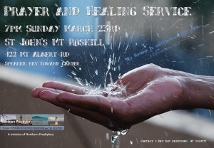 Prayer and healing service MArch 23rd 2014 Prayer Quotes For The Sick