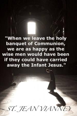 St John Vianney Quotes Quotesgram