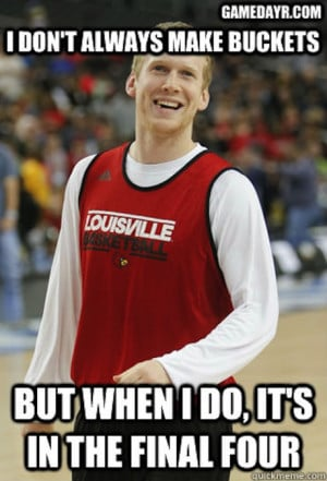 Kentucky Louisville Basketball Meme