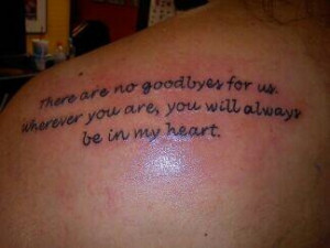 Rip grandpa #amazing # electricBuddhatattoo #quote