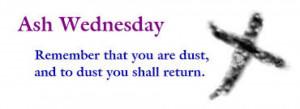 Calvary Ash Wednesdayc