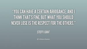 Famous Quotes About Arrogance