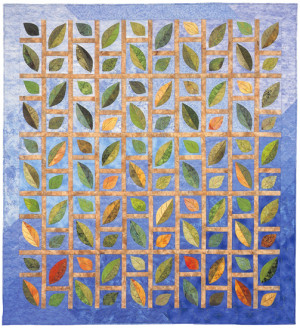 Changing Leaves quilt
