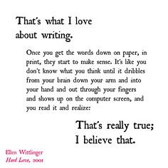 quotes about writers amp writing book quot ya quot yalit book ...