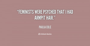 Paula Cole Armpit Hair