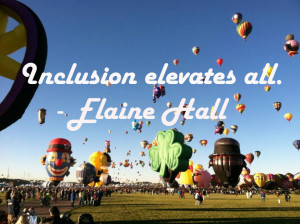 Inclusion Quotes #013 – Elaine Hall