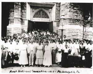 Madam C.J. Walker: Madam C.J. Walker hosted the first national ...