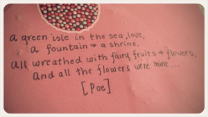 beautiful quote for a beautiful day!