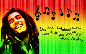 esta Robert Marley would have celebrated his 69th birthday today ...