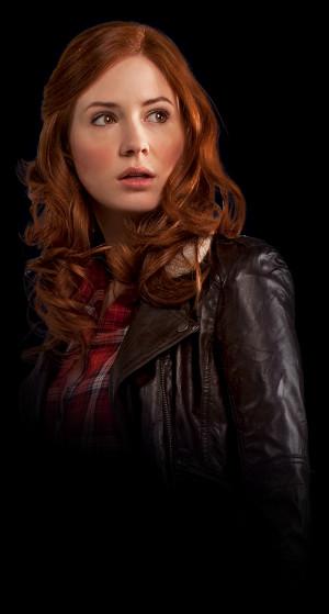 Amy Pond, Karen Gillan