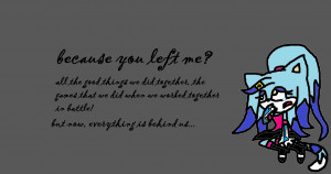 You Left Me Alone Quotes Image Search Results Picture