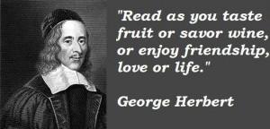 George herbert quotes 5