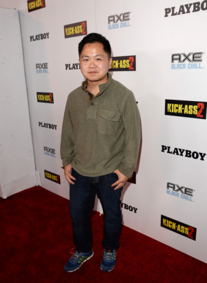 Moy Actor Matthew Moy arrives at the Playboy and Universal Pictures