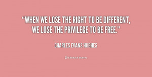 Charles Evans Hughes Quotes