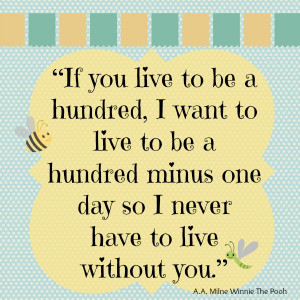 Winnie The Pooh Quotes .