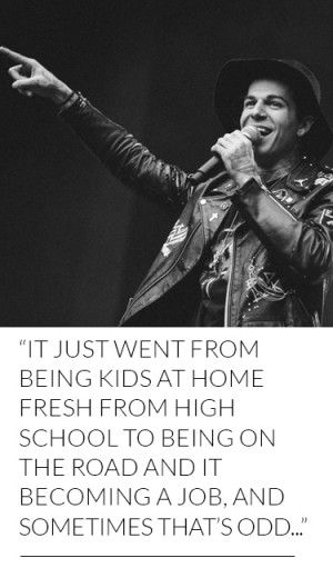 An Interview With The Neighbourhood