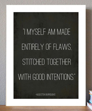 Good Intentions' Print | something special every day