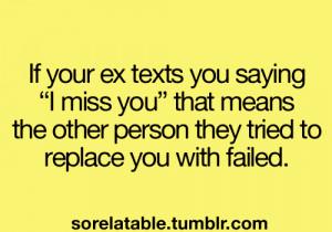 ex true teen quotes ex girlfriend ex boyfriend