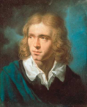 Adelbert von Chamisso 1781 1838 German scientist of French descent