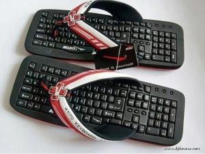 Funny programmer sneaker