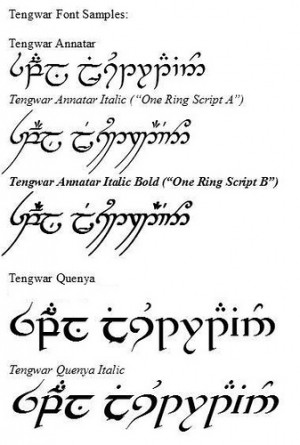 Lemmik film The Lord of The Rings I II III