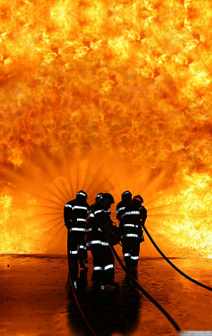 firefighter inspirational quotes