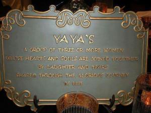 The Ya-Ya's