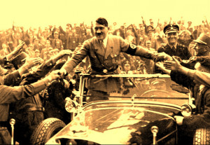 ... the nobel peace prize it was adolf hitler hitler did not want war