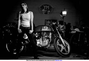 Women Motorcycle Quotes Chicks dig motorcycles too