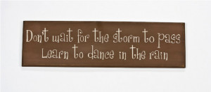 Double Quotes and Sayings Wooden Boards 2 ft