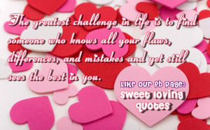 Here are some great sweet love quotes and a couple of excerpts from ...