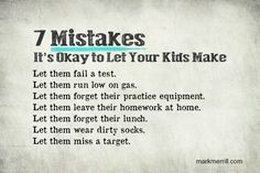 Kids Stuff, Make Mistakes, Making Tough Decisions Quotes, Youre Good ...