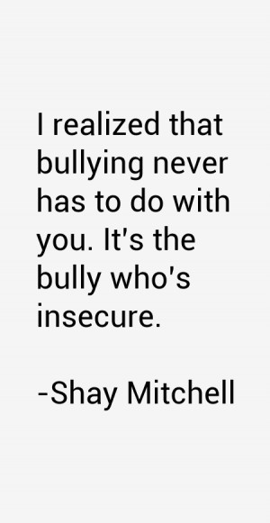 Shay Mitchell Quotes & Sayings